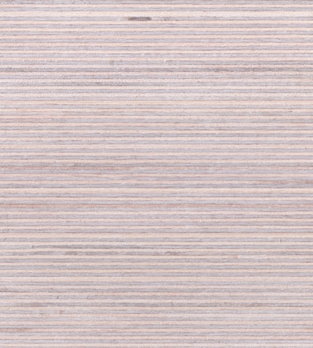 Plexwood® Birch white wash coloured chalk wax finish, for natural surface colourations