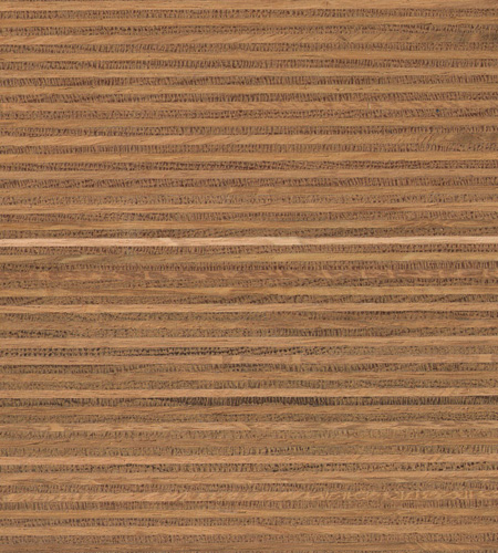 Plexwood® Oak oil/wax finish, natural coloured green fineline surfacing veneer multiplex