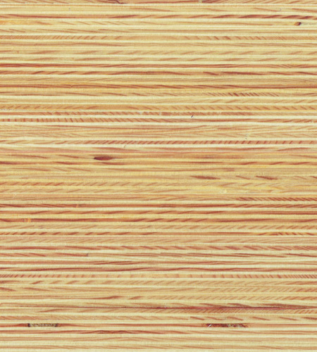 Plexwood® Pine waterbased varnish finish, with the type of varnish you determine the final glossiness