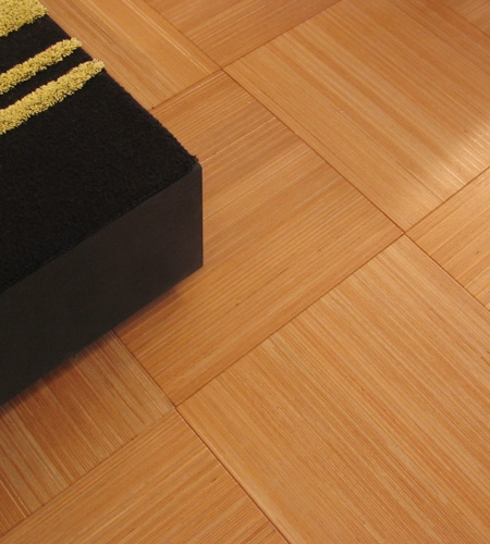 Plexwood® Modern reconstituted parquet tiles for floating or fixed floors, cladding and ceilings