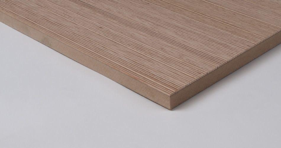 Plexwood® Panneaux unilatérales versatile de conception avec pratiquement aucune qualification technique et de durabilité spécifique