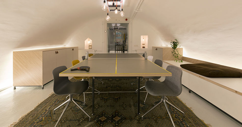Sala de reuniões criativa, Utreque, NL