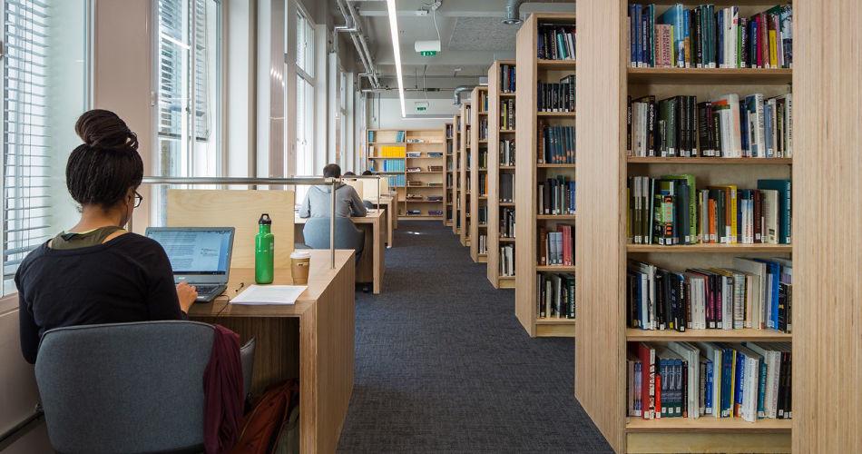 Bartlett Library, London, UK