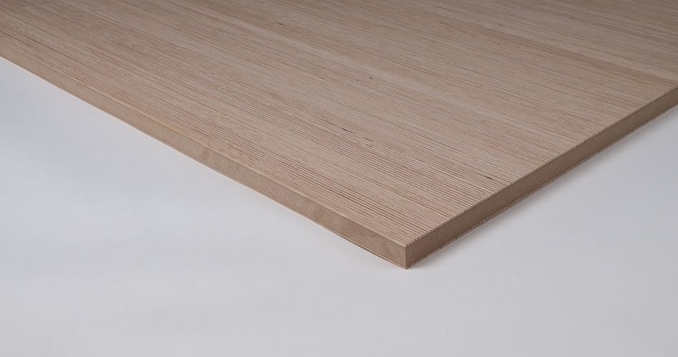 Plexwood® Panel for dividing wall, door, ceiling and furniture