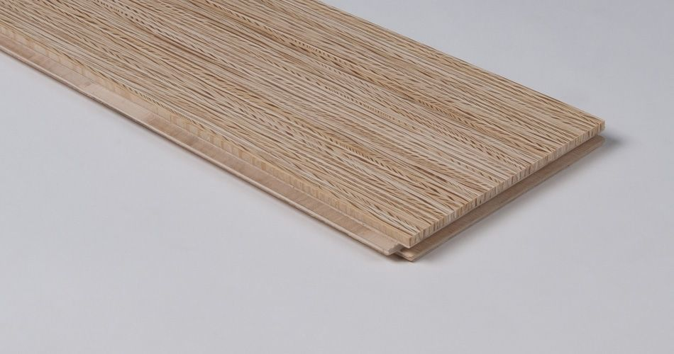 Plexwood® Parquet strip contemporary quality veneer parquet for floor and wall covering