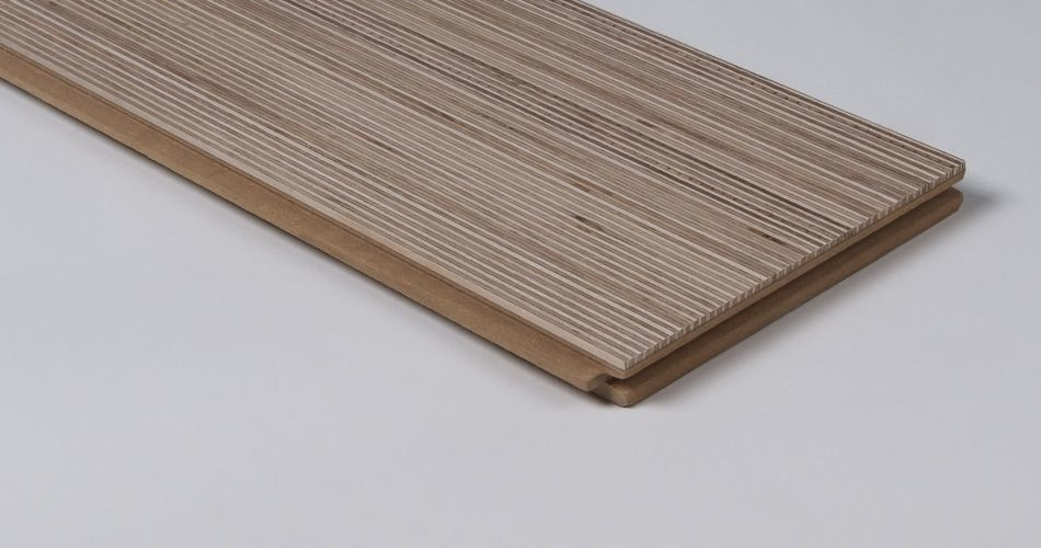 Plexwood® Parquet strip contemporary quality veneer parquet for flooring and wall cladding
