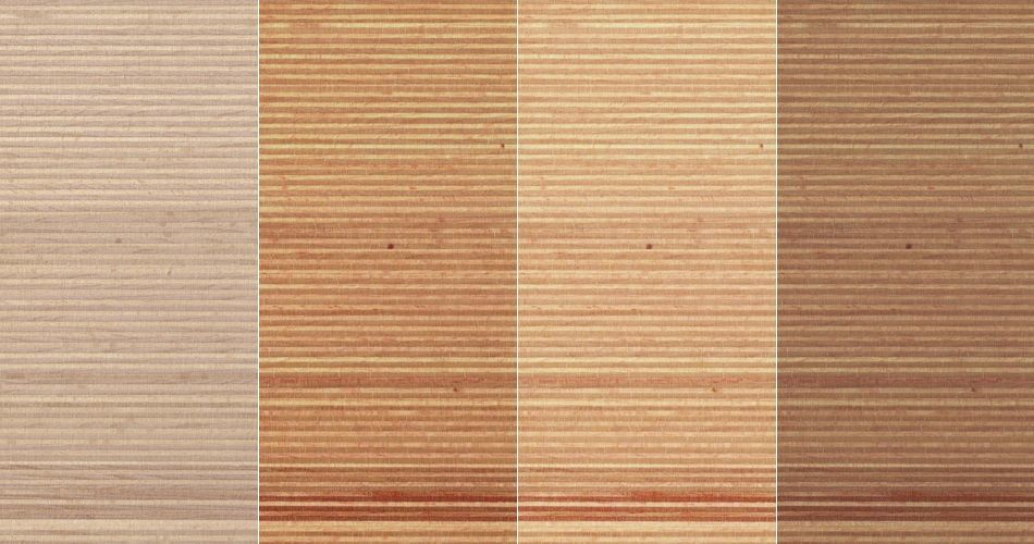 Plexwood® Haya compuestos múltiples, una combinación de acabados sobre este tipo de madera