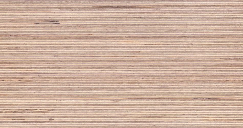 Plexwood® Birch finest engineered resurface plywood veneers for architectural interior applications