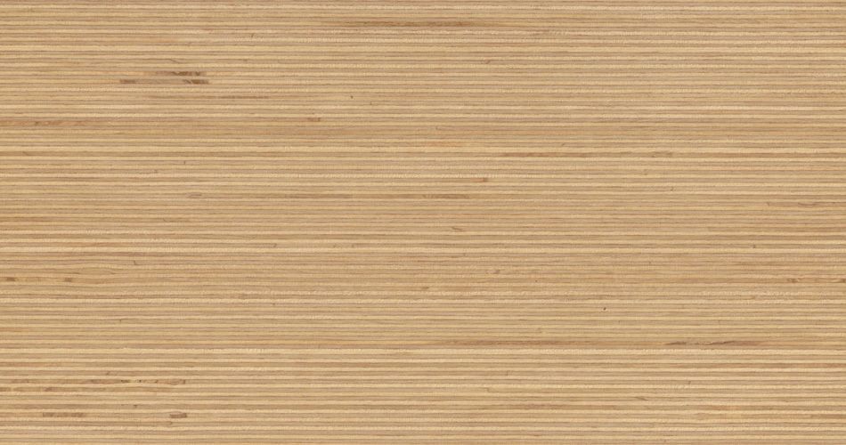 Plexwood® Birch end-grain laminated decorative veneer plywood for interior  design applications