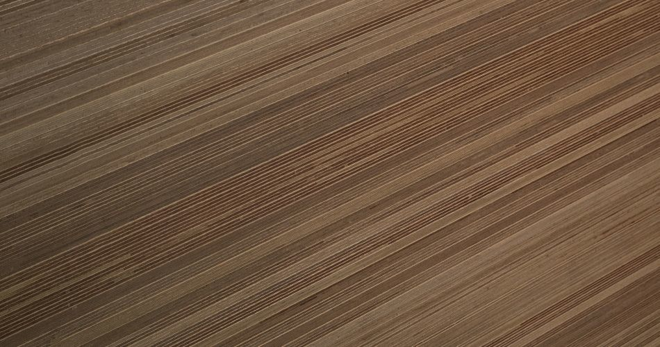 Plexwood® Geometry designs in interior wood materials with a diagonal angle of 15°, 30° or 45°