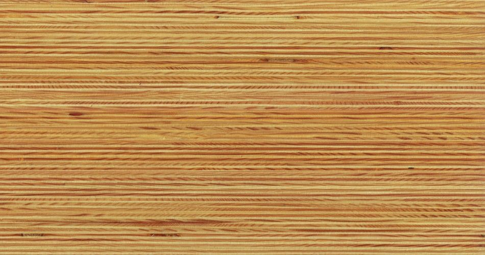 Plexwood® Pine oil/wax finish, multiple layered plywood composite veneer