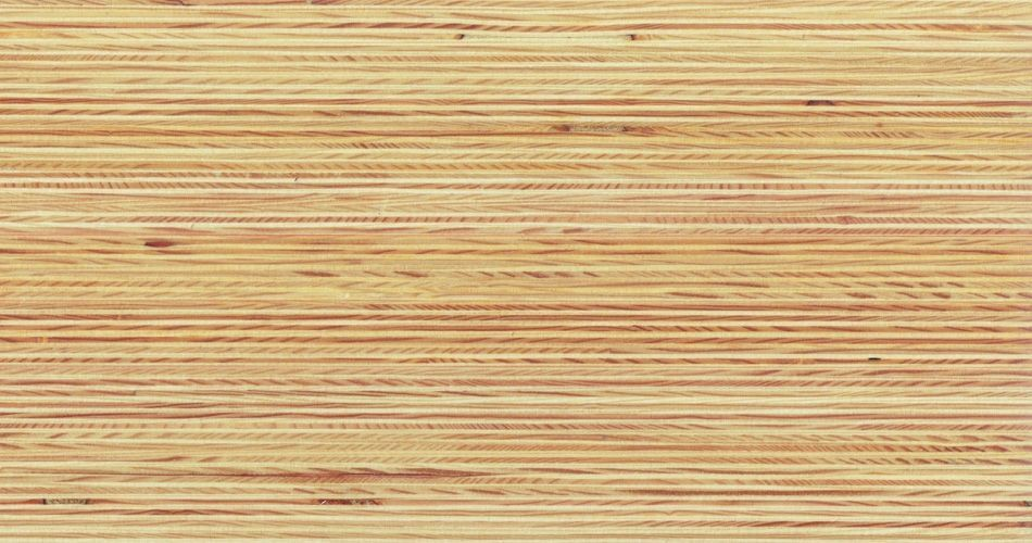 Plexwood® Pine water-based varnish finish, with the type of varnish you determine the final glossiness