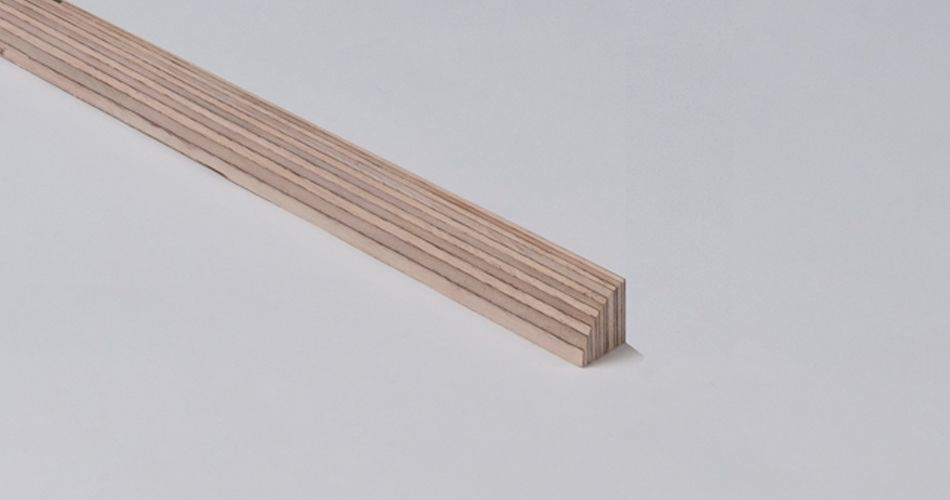 Profile for transition strip for uneven floors, edge finishing and skirting